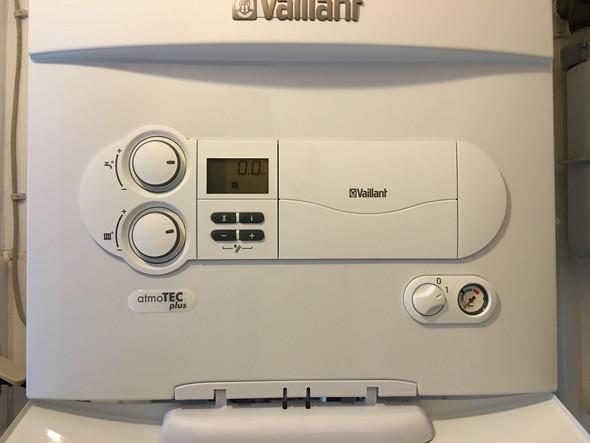 Bekannte Wie kann man den Vaillant VCW DE 194/4-5 A-L nachfüllen? (Wasser LS29