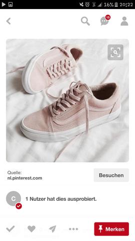 Das sind siie - (Schuhe, Sneaker, Vans)