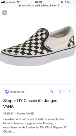 Vans slip on nur in beige schwarz? (Mode, Schuhe, Sneaker)