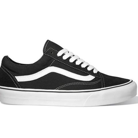 Oldskool Model  - (Schuhe, schwarz, Vans)