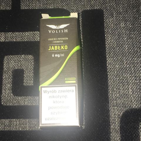 Und das Liquid mit Nikotin  - (e-zigarette, Liquid, vase)