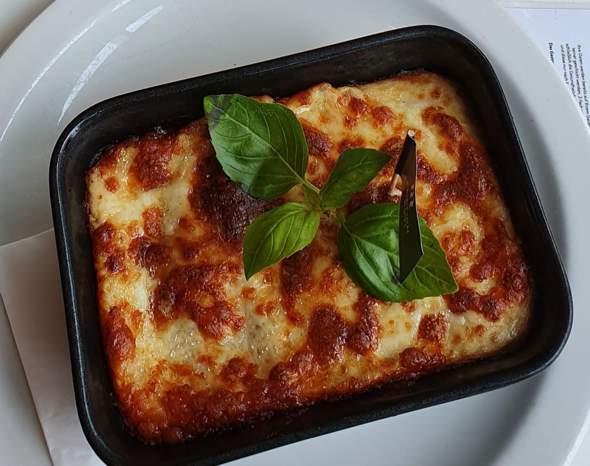 Vapiano Lasagne?