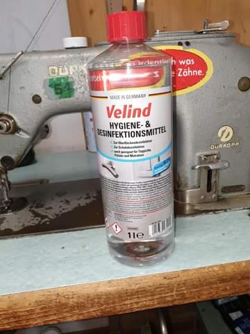 Velind Hygienespray Warum so günstig?