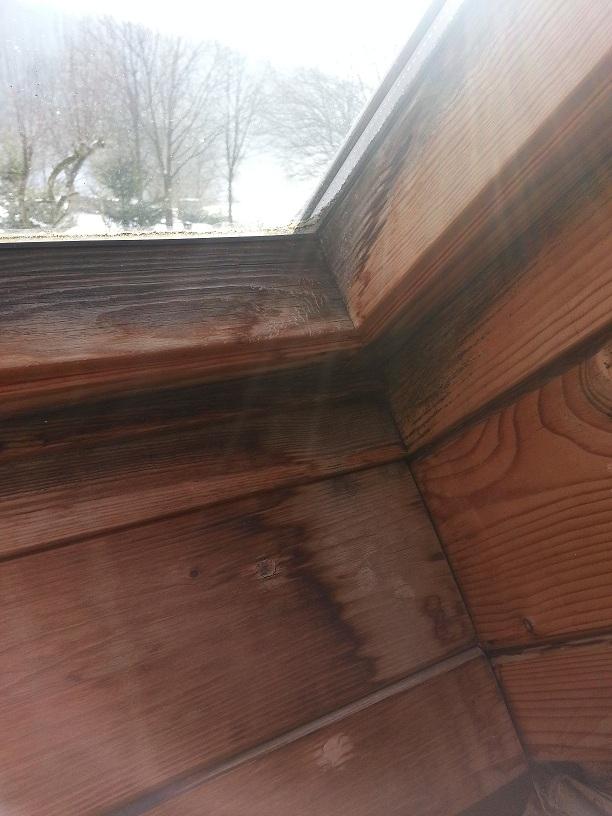 Velux dachfenster undicht hausbau for Fenster undicht