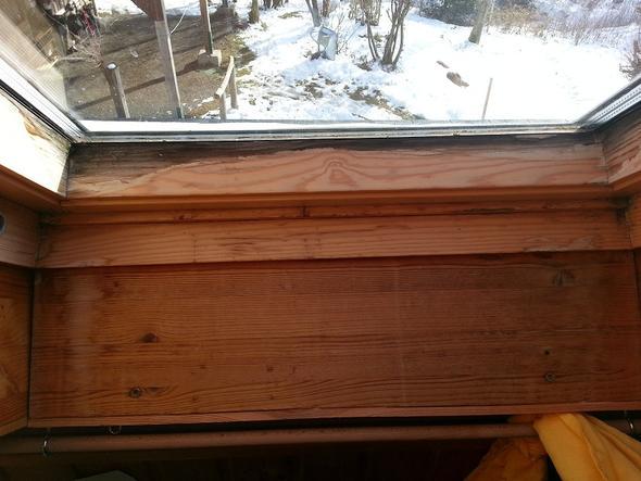 Velux dachfenster undicht hausbau for Fenster neu abdichten