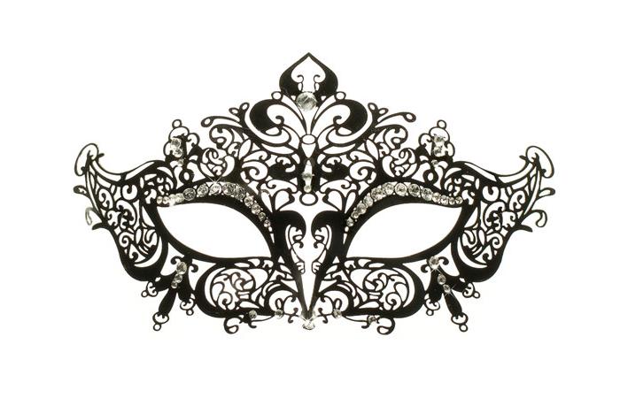 kann man eine venezianische maske selber basteln kost m. Black Bedroom Furniture Sets. Home Design Ideas