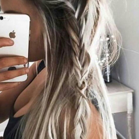 Das da - (Haare, Style, Haarfarbe)