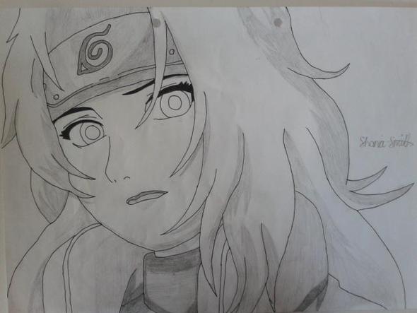 Naruto Shippuuden - Kurenai Yuuhi - (Anime, zeichnen, Charakter)