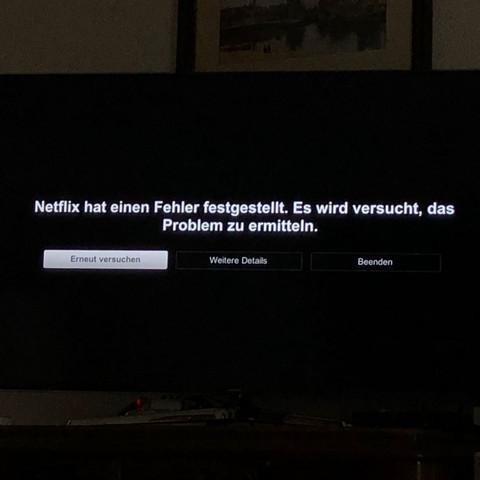 Netflix Mit Dem Profil Weiterschauen Entfernen Tv