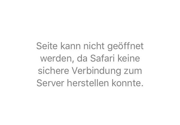 Safari - (Verbindung)