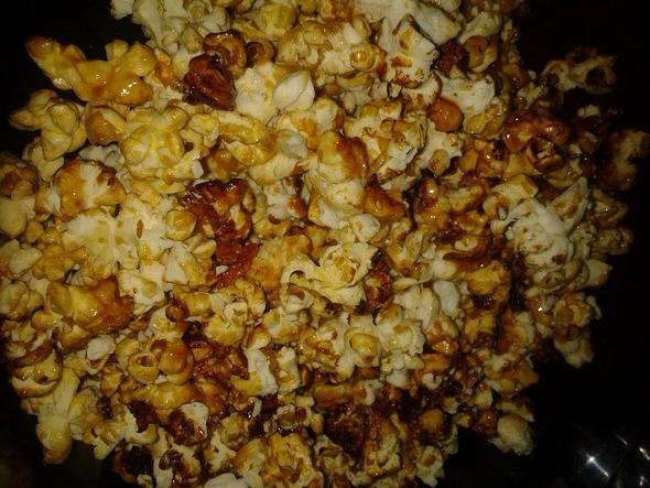 popcorn - (essen, giftig, Popcorn)