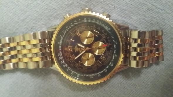 Vorderseite - (Uhr, Erbe, Breitling)