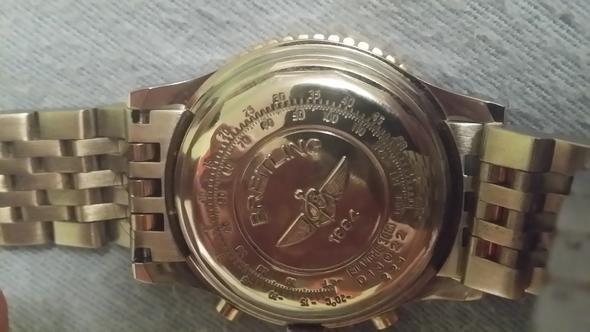 Rückseite 2 - (Uhr, Erbe, Breitling)