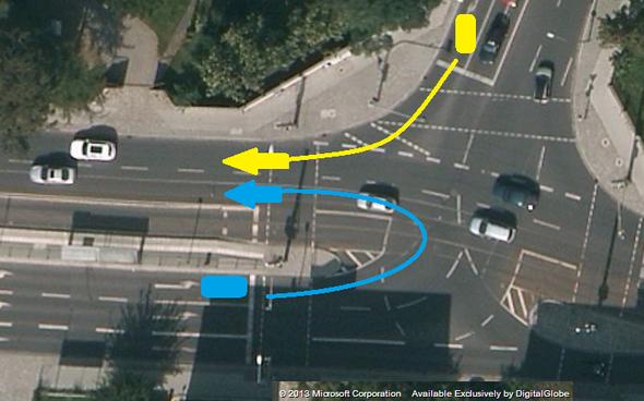 Straße - (Auto, Verkehrsrecht, Strassenverkehr)