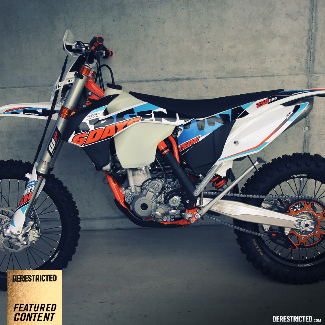 Ktm  Exc  Stroke Review