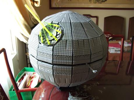 Todes stern mit Verkleidung - (Star Wars, Lego)