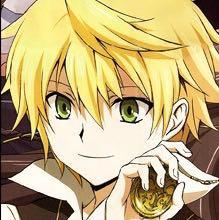 Oz Vessalius aus Pandora Hearts  - (Anime, verliebt)