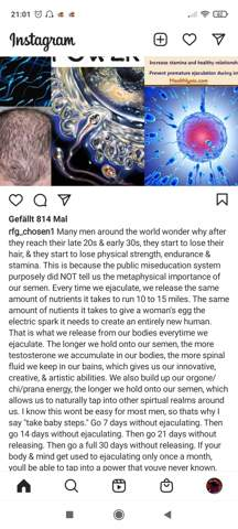 Verlieren Männer wirklich ihrer Haare später, weil Sperma Produktion dem Körper Energie raubt sollte man auf Selbstbefriedigung best möglichst verzichten?