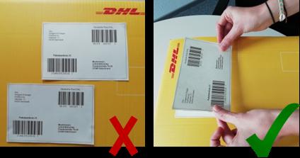 Versand Per Nachnahme Paket