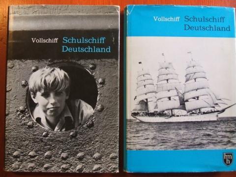 """""""Ahoi...."""" - (Buch, segeln, Schulschiff)"""