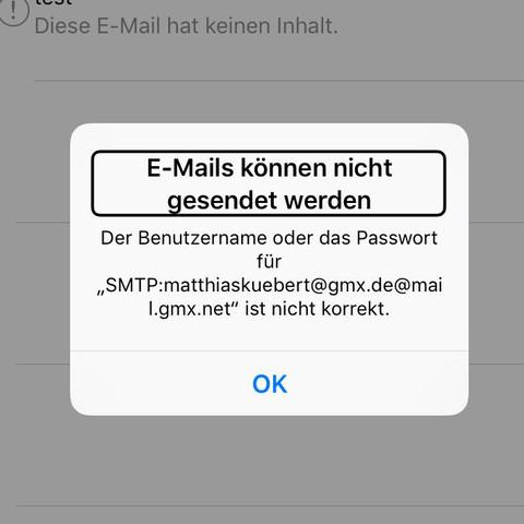 screenshot - (iPhone, Mail)