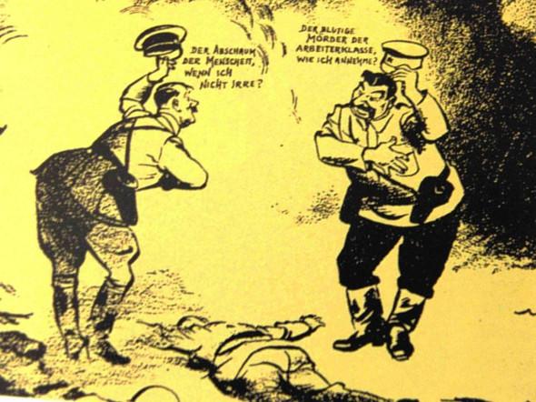 Leiche Polens - (Geschichte, Karikatur, Leiche Polens)