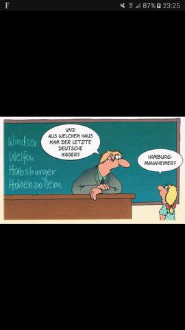 Witz Geschichte - (Witze, Reklame)