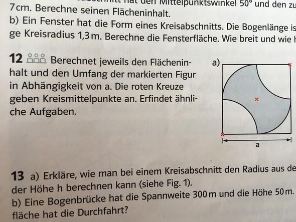 - (Mathematik, Teilkreise)