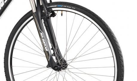 Verstellbare Federgabel bei STEVENS X3 Bike - Wie stelle ich die ein?