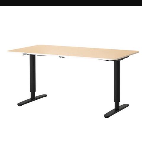 Der Tisch  - (Tisch, Verstellbar, Tischbeine)