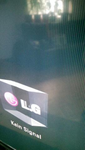 Vertikale Streifen auf LED-Fernseher - (Fernseher, Reparatur, LED)