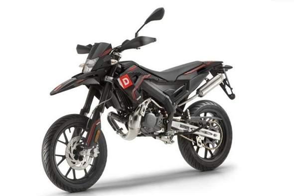 Vespa die wie Moped aussieht?