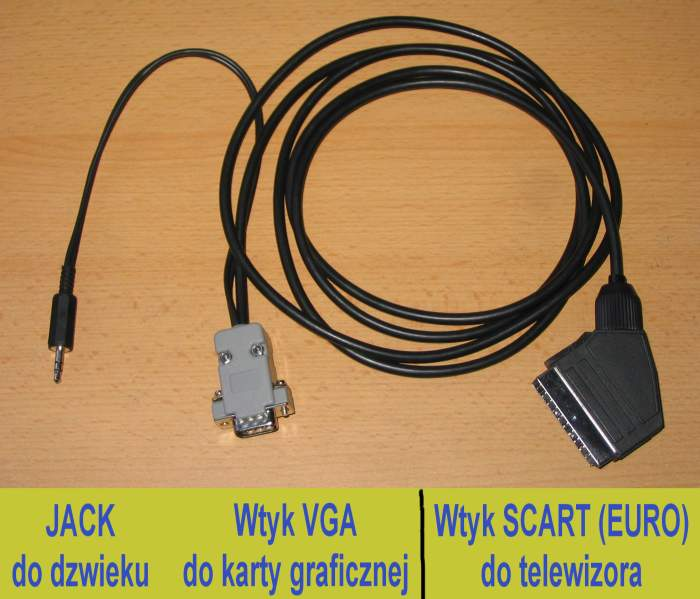 vga scart audio kabel gesucht pc technik tv. Black Bedroom Furniture Sets. Home Design Ideas