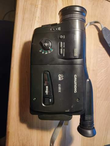 VHS-C Kamera defekt?