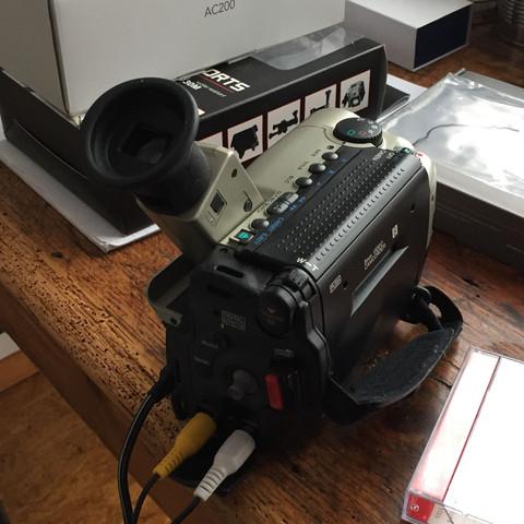 VHS digitalisieren, Aufnahme wackelt?