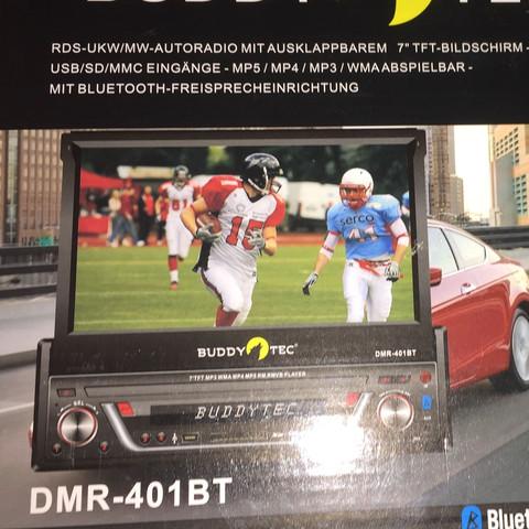 Radio Dmr-401 bt - (Technik, Video, Programm)