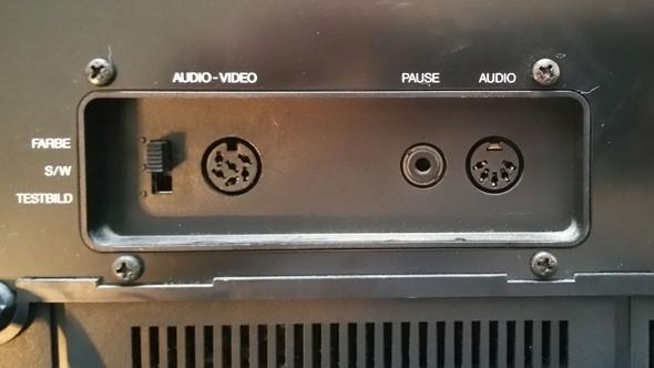 Videorecorder VHS auf PC überspielen - welches Kabel?