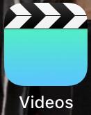 Das ist der Video Ordner - (iPhone, Video)