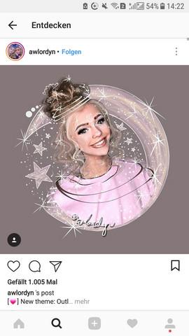 profilbild gezeichnet