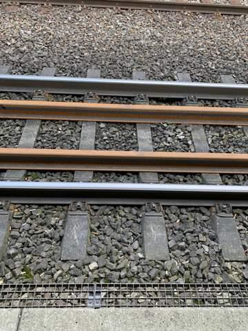 Vier Schienen im Gleis?