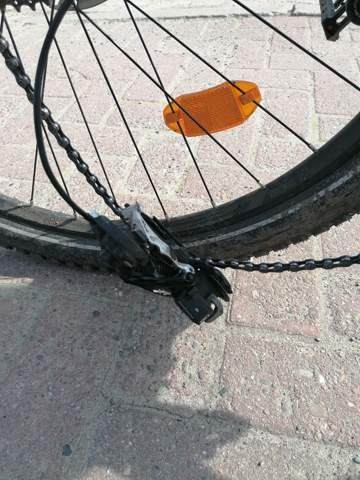 Vieviel kostet die Reparatur von einer abgebrochen Gangschaltung?