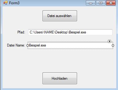 Beispiel - (Programieren, .net-Framework, Virtual Basic)