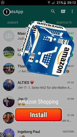Ständig Werbung Auf Smartphone