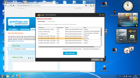 Screenshot - (PC, Virus)