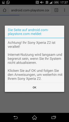 Werbung Poppt Auf Android