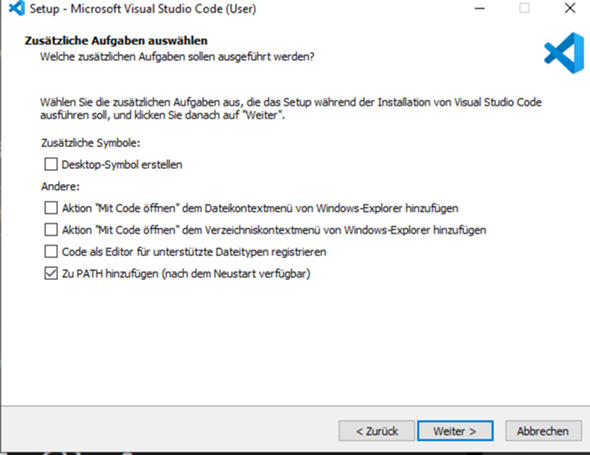 Visual Studio Code?