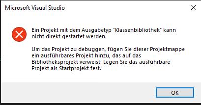 Visual Studio Debugging Fehler bei SaltyChat?