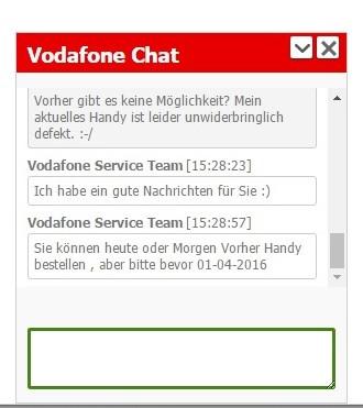 Vodafone - (Handy, Vertrag, Vodafone)