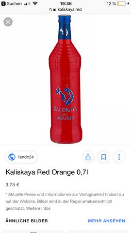 Vodka aus Pullover bekommen?