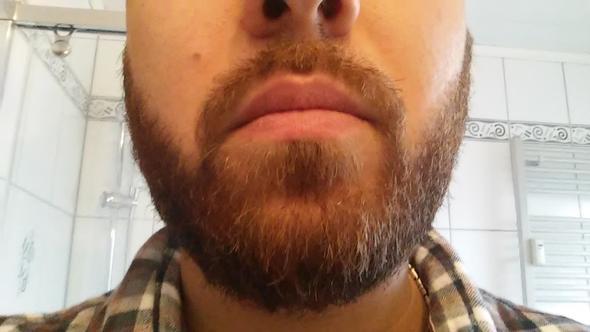 Rasieren bart drei tage konturen 3 Tage